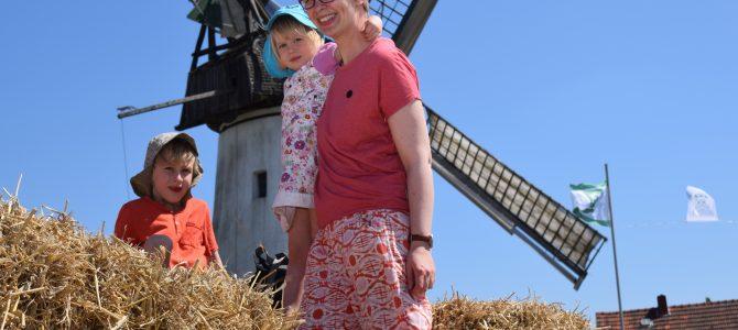 Viel los beim Mühlentag in Lechtingen