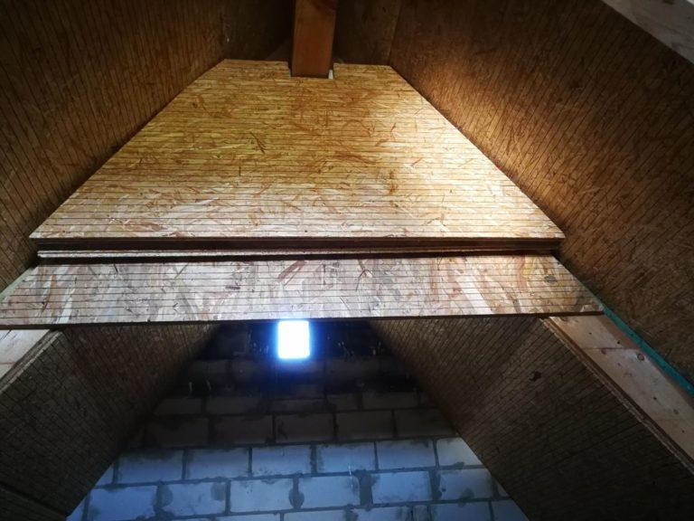 Die Thermokammer im Inneren