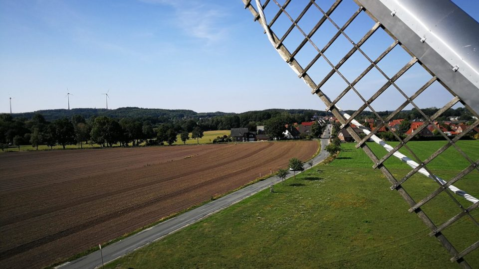 Super Aussicht Richtung Piesberg